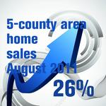 Mixed picture on region's home sales report