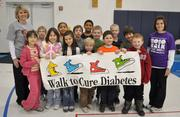 Big Beaver Elementary School's Walk to Cure Diabetes raised more than $3,000. Three students at the school have juvenile diabetes, so the children chose the walkathon as a community learning project in their physical education classes. The district is in the Big Beaver Falls Area School District, which ranked No. 70 on the Honor Roll rank of local public districts.