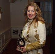 Candice L. Komar of Pollock, Begg Komar Glasser & Vertz LLC, a winner of the Pittsburgh Business Times 2012 Women in Business Awards.