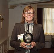 Carol Achezinski with NexTier Bank N.A., a winner of the Pittsburgh Business Times 2012 Women in Business Awards.