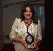 Chantel Goldstrohm of Buy Pittsburgh First, a winner of the Pittsburgh Business Times 2012 Women in Business Awards.