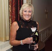 Debbie Honkus of NEP Broadcasting LLC, a winner of the Pittsburgh Business Times 2012 Women in Business Awards.