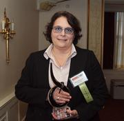Denise Desimone of C-leveled, a winner of the Pittsburgh Business Times 2012 Women in Business Awards.