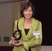 Dorothy Andreas of The Sewickley Spa Inc., a winner of the Pittsburgh Business Times 2012 Women in Business Awards.