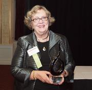 Georgia Berner of Berner International Corp., a winner of the Pittsburgh Business Times 2012 Women in Business Awards.