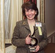 Karen Jacobsen of Emmaus Community of Pittsburgh, a winner of the Pittsburgh Business Times 2012 Women in Business Awards.