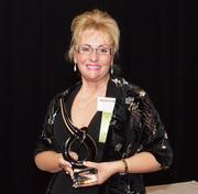 Penny Folino of Penny's Diner, a winner of the Pittsburgh Business Times 2012 Women in Business Awards.