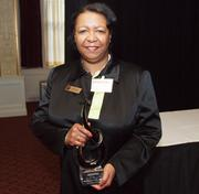 Ruth Byrd-Smith, a winner of the Pittsburgh Business Times 2012 Women in Business Awards.