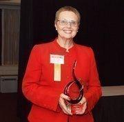 Susan Yohe of Buchanan Ingersoll & Rooney, a winner of the Pittsburgh Business Times 2012 Women in Business Awards.