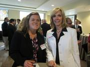 Laurie M. Roberts of Alpern Rosenthal in Pittsburgh, left, and Celeste M. Suchko of Alpern Rosenthal in Pittsburgh.