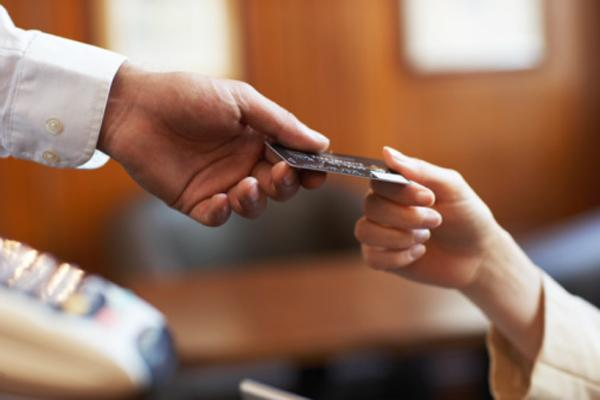 Keep a good handle on your credit and debit cards and don't let your wallet or purse out of your sight, PNC said.