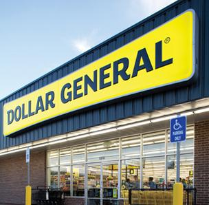 Dollar General is trying to expand its customer base.