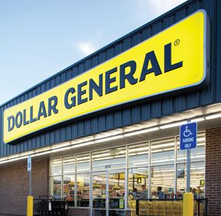 Dollar General Corp. plans to open 50 stores in California this year.