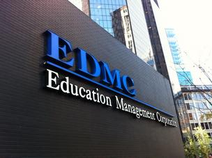 Education Management Corp. said it saw some