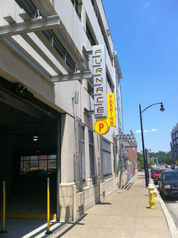 The Urban Redevelopment Authority of Pittsburgh has settled on a new manager for its four parking garages at SouthSide Works. Effective July 1, Alco Parking -- the city's largest parking management company -- will take over at the Furnace on 28th Street between East Carson and Sidney streets, and the three other garages.