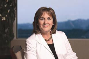 Diane Holder, top executive, UPMC Health Plan