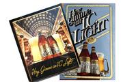 "Client: Pittsburgh Brewing Co. Campaign: ""Hey, Gimme an I.C. Light"" (See some of the ads here) Year: 1980 Agency: Marsteller Advertising (now Burson Marsteller) Comment: David Levy, CEO, LevyMG: ""The successful campaign was instrumental to the financial success of Pittsburgh Brewing Co. and quickly expanded the light beer category to account for a reported 40 percent of sales. I.C. Light's introduction was prescient, too, in that it was one of the light beer brands that captured the sensibilities of the market."""