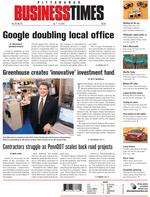 SLIDESHOW: 2011 in Pittsburgh Business Times pages