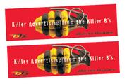 "Client: Blattner Brunner Inc. Campaign: ""Killer Advertising from the Killer B's"" (See an ad here) Year: 1993 Agency: Blattner Brunner (now Brunner Inc.) Comment: Melanie Querry, president, Beyond Spots & Dots: ""I thought the local campaign produced by Blattner Brunner for their own agency was quite creative and executed well. The Killer B's campaign ... swarmed our city."""