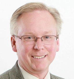 Mark Perry, a top local executive at Tetra Tech Inc.