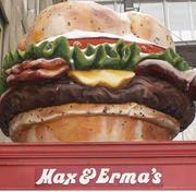 Max & Erma's (Main Concourse)Known for its burgers and chocolate chip cookies, this eatery is popular among families as well as business travelers. Hours: 5 a.m. to 8 p.m. Sunday-Friday, 5 a.m. to 7 p.m. Saturday.