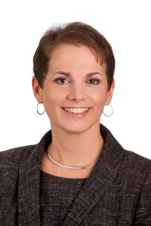 Pittsburgh Foundation Vice President of Finance and Administration Molly Beerman