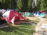No plans to remove Occupy Pittsburgh encampment