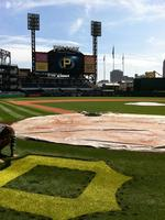 Pirates ready for season with new food, space