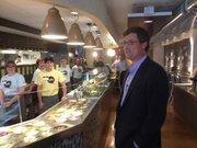 Mark Broadhurst, the director of new concept development, for Eat 'n Park Hospitality Group.