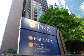 PNC's headquarters in Downtown Pittsburgh