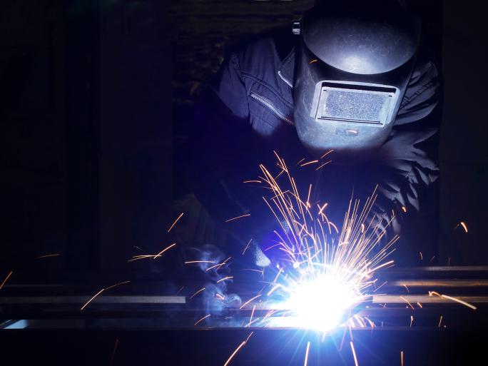 CB&I is contributing $100,000 to Central Piedmont Community College's welding program.
