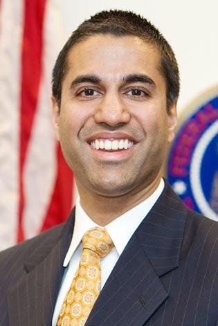 Ajit Pai, Federal Communications Commission