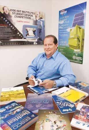 Paul Brierly, top executive, JP Enterprises Unlimited Inc.