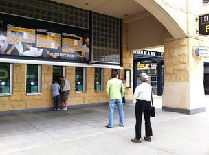 Ticket window Pittsburgh Pirates