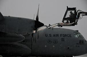 The 911th Airlift Wing had been targeted for closure earlier this year in budget cuts at the Pentagon.
