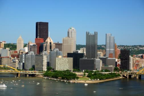 The energy industry is driving Pittsburgh's office market.