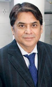 Lalit Chordia, president and CEO, Thar Technologies
