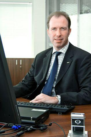 New LANXESS Corp. President and CEO Flemming Bjornslev.