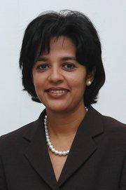 Revathi Advaithi, president, Electrical Sector, Americas Region, Eaton Corp. (NYSE: ETN)