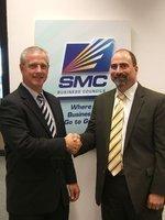 SMC names <strong>Steven</strong> <strong>Shivak</strong> president