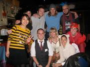 Songwhale held an all day Halloween extravaganza. Employees first ate breakfast at Penny's Diner in the South Side, then headed to Janoski's Farm for pumpkin picking, hayrides and a petting zoo. Finally, they played games and ate dinner at Games N'at on the South Side.