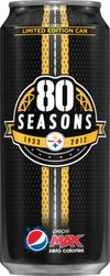 Steelers sack Coca-Cola, sign Pepsi