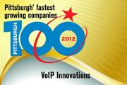 No. 744 on the 2012 Inc 5000 list is VoIP Innovations in Pittsburgh. It's the first time on the Inc list. VoIP Innovations is also a Pittsburgh 100 company for 2012.