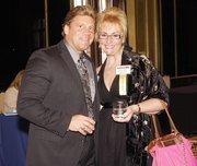 Lenny Radziewicz and Penny Folino of Penny's Diner.