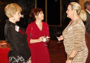 From left: Dottie Coll of Two Men and a Truck, Beth Bershok of Herbein + Company, Inc., and Lynne Figgins of eyetique.