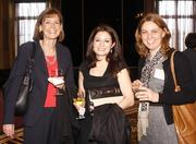 From left: Kris Volpatti of First Niagara, Stacey A. Watson of First Niagara, and Nevena Staresinic of Moderna.