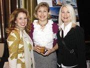 From left: Candice Komar of Pollock Begg Komar Glasser & Vertz LLC, Karen T. Mangis of Grossman Yanak & Ford LLP and Patty Naleppa of First Commonwealth Bank.
