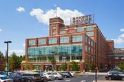 Bakery Square, which earned Platinum LEED certification, was built using PPG's Solarban 60/Clear glass.