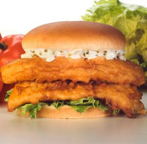 Tell us your fish (sandwich) story and send a photo!