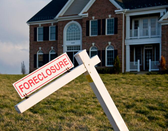 October foreclosure rates in the Seattle-Bellevue-Everett area went from the same time last year.